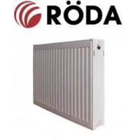 Сталевий радіатор RÖDA RSR