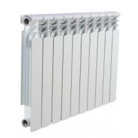 Біметалічний радиатор LEBERG HFS-500B-Кліматична техніка Інтернет магазин Євроклімат